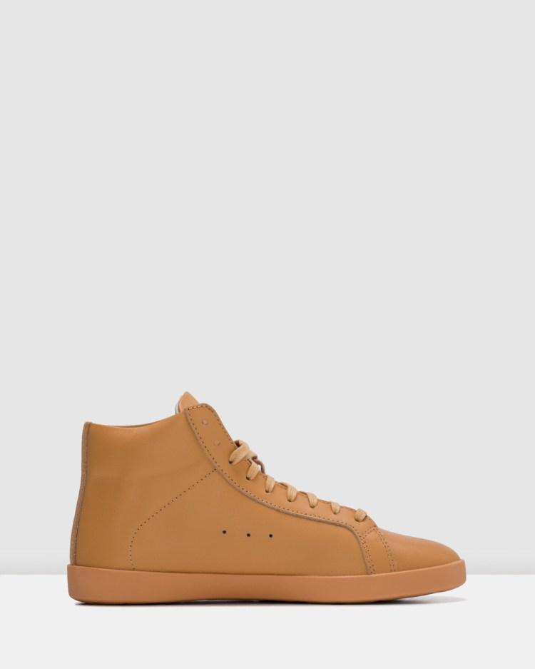 Rollie Prime Sneakers High Top Neutrals
