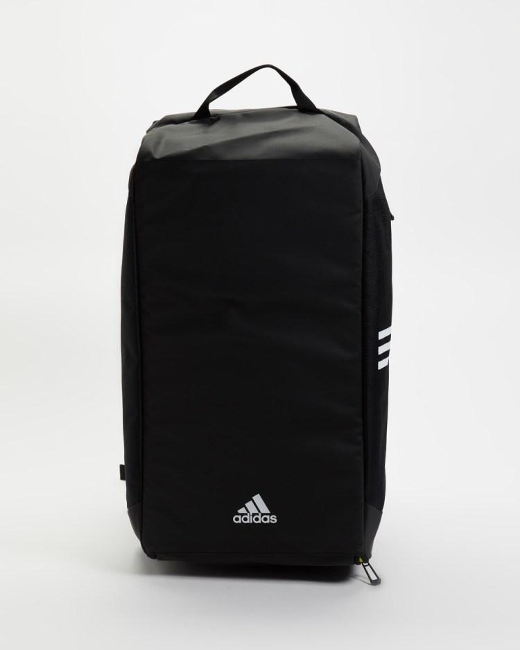 adidas Performance Endurance Packing System Duffel Bag Duffle Bags Black