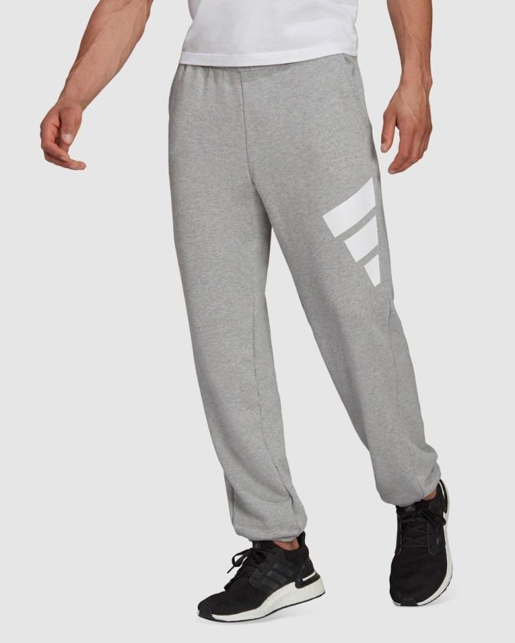 adidas Performance Sportswear Future Icons Logo Graphic Pants Grey