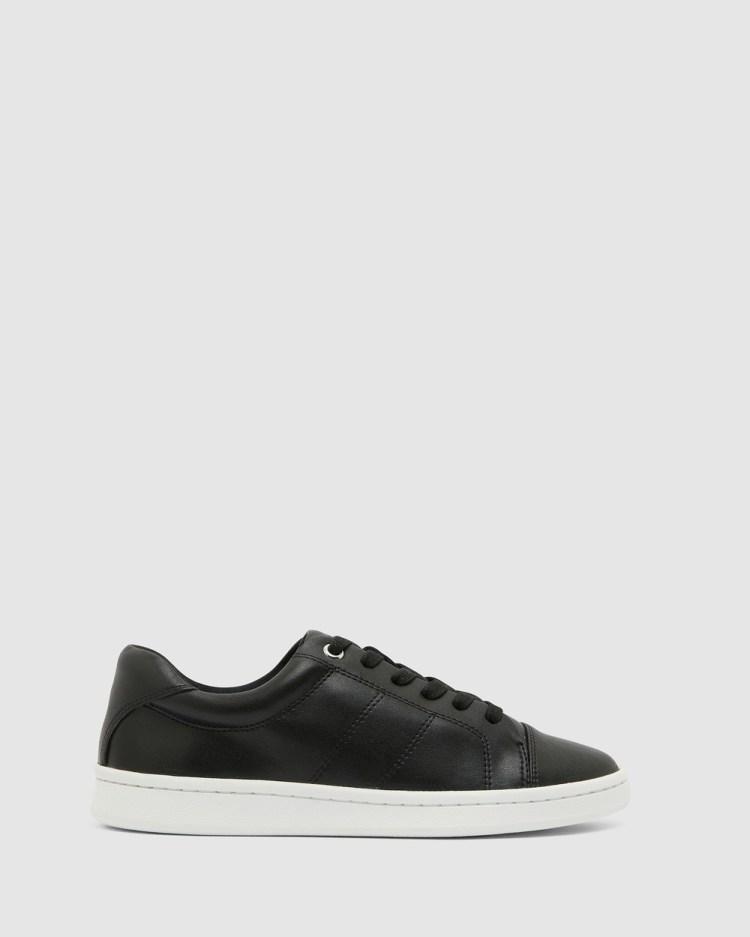 Jane Debster Casper Lifestyle Sneakers BLACK