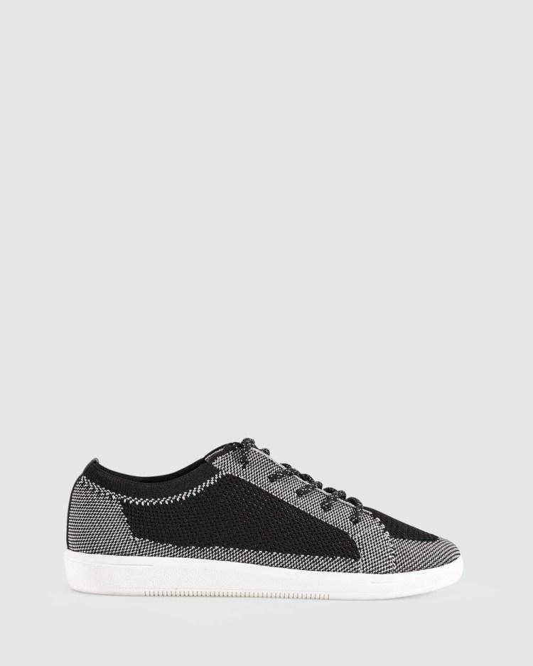 Verali Yoshi Slip-On Sneakers Black