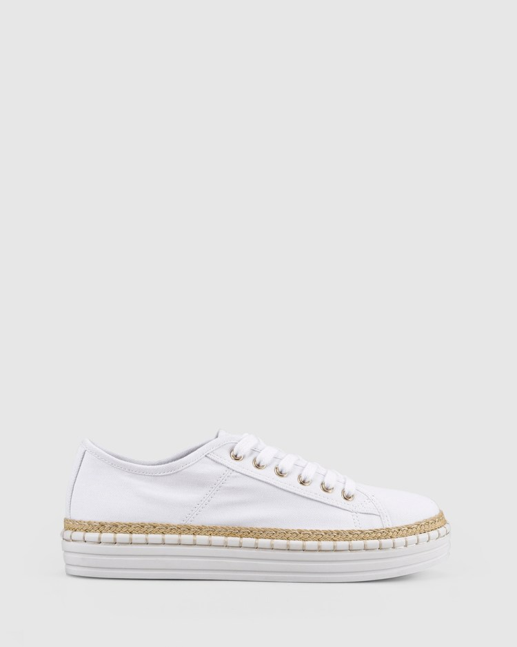 Verali Queenbee Lifestyle Sneakers White