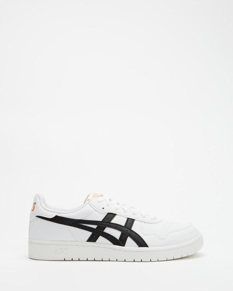 ASICS Japan S Women's Lifestyle Sneakers White & Black