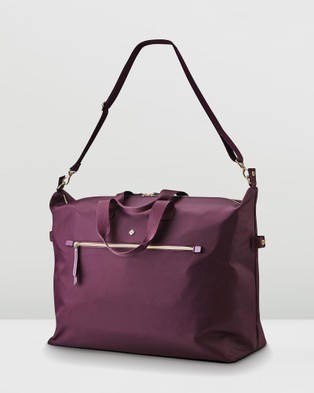 Samsonite - Mobile Solution Classic Duffle - Duffle Bags (Damson Purple) Mobile Solution Classic Duffle