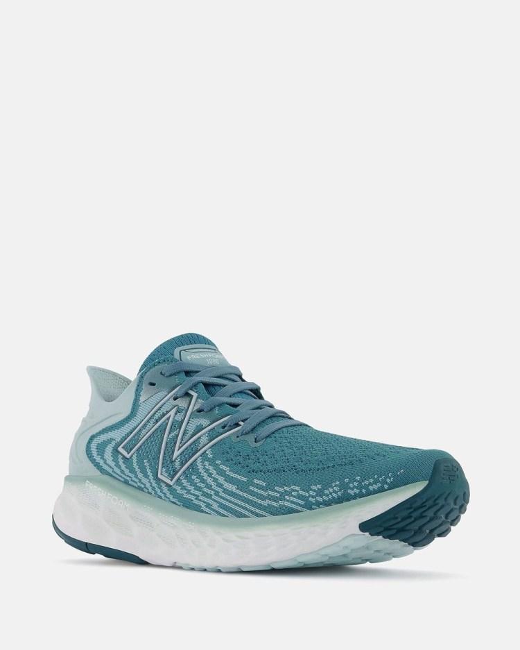 New Balance Fresh Foam 1080v11 Standard Fit Womens Performance Shoes Deep Sea
