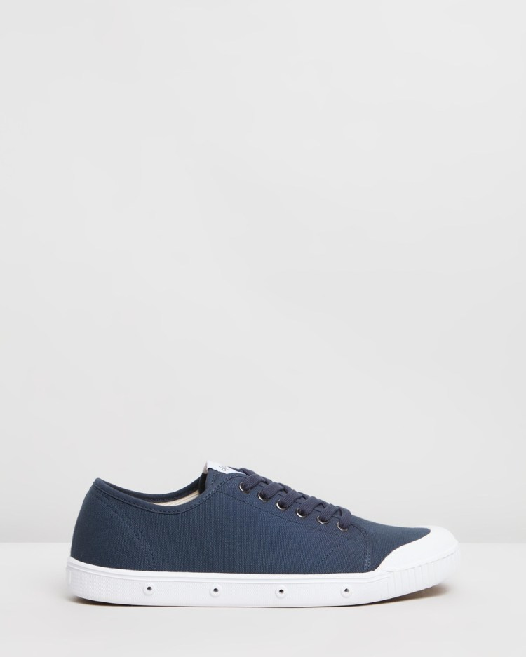 Spring Court G2 Organic Canvas Men's Sneakers Midnight