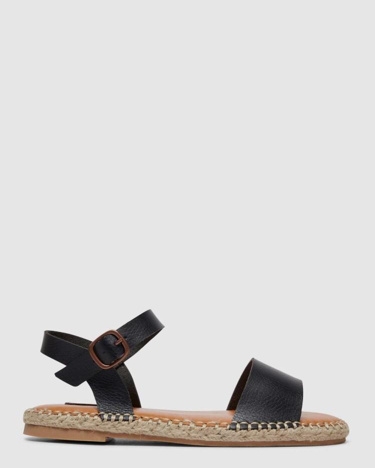 Roxy Womens Belinda Sandal Sandals Black