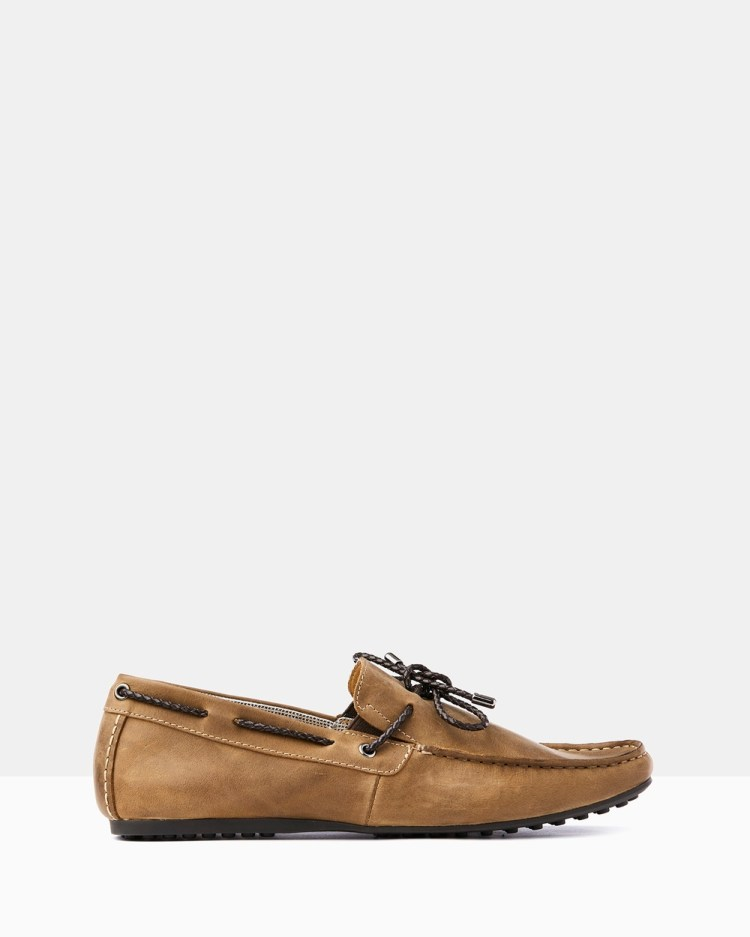 Croft Perry Casual Shoes Tan