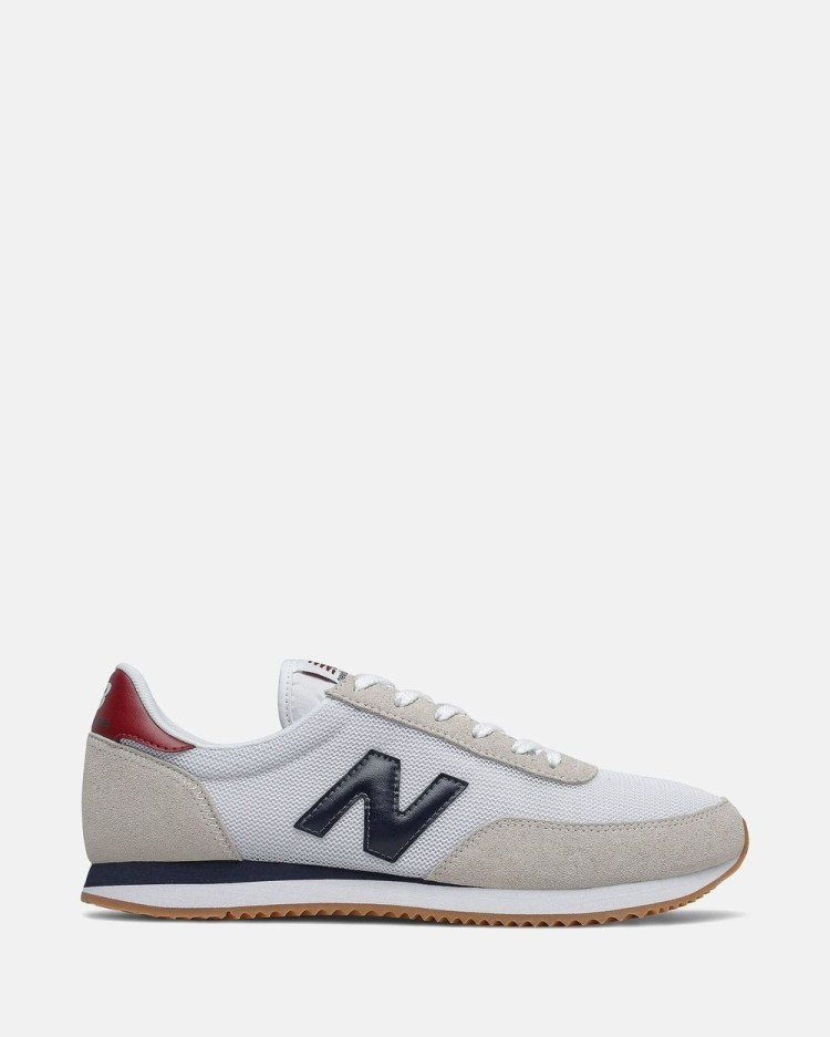 New Balance 720 Standard Fit Men's Lifestyle Sneakers White