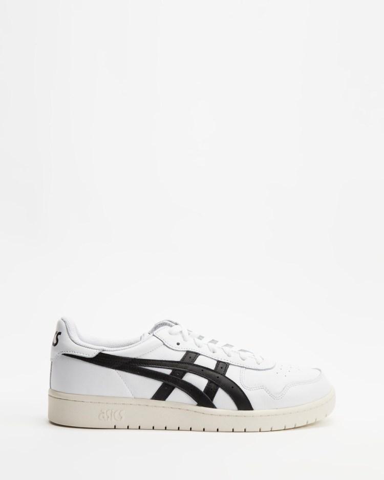 ASICS Japan S Men's Lifestyle Sneakers White & Black