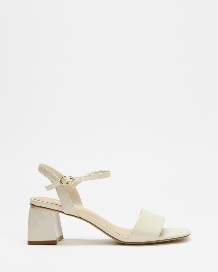 ALDO Gleawia Sandals White