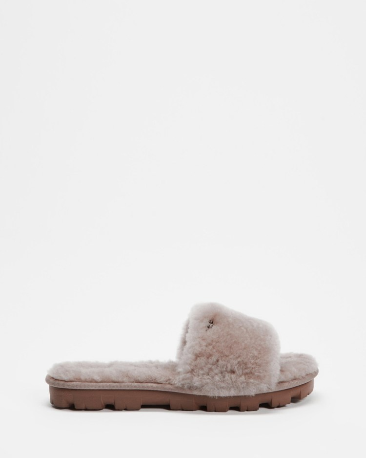 UGG Cozette Slippers Womens & Accessories Oyster