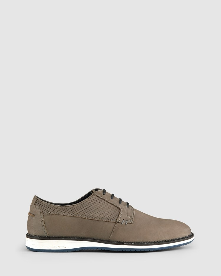 AQ by Aquila Saville Casual Shoes Sneakers Grey