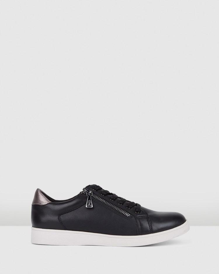 Hush Puppies Mimosa Sneakers Black