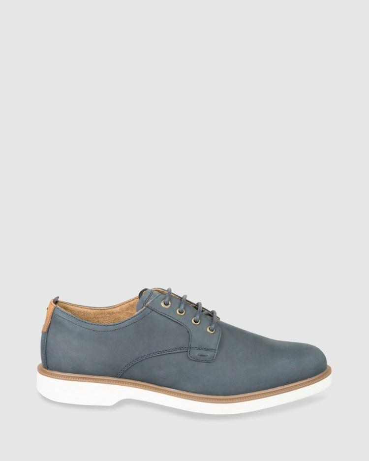 Florsheim Supacush Plain Lifestyle Shoes Blue