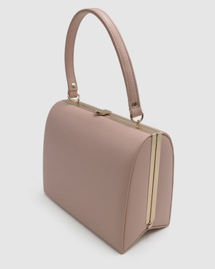 Morgan & Taylor - Pippa Top Handle Bag - Handbags (Blush) Pippa Top Handle Bag