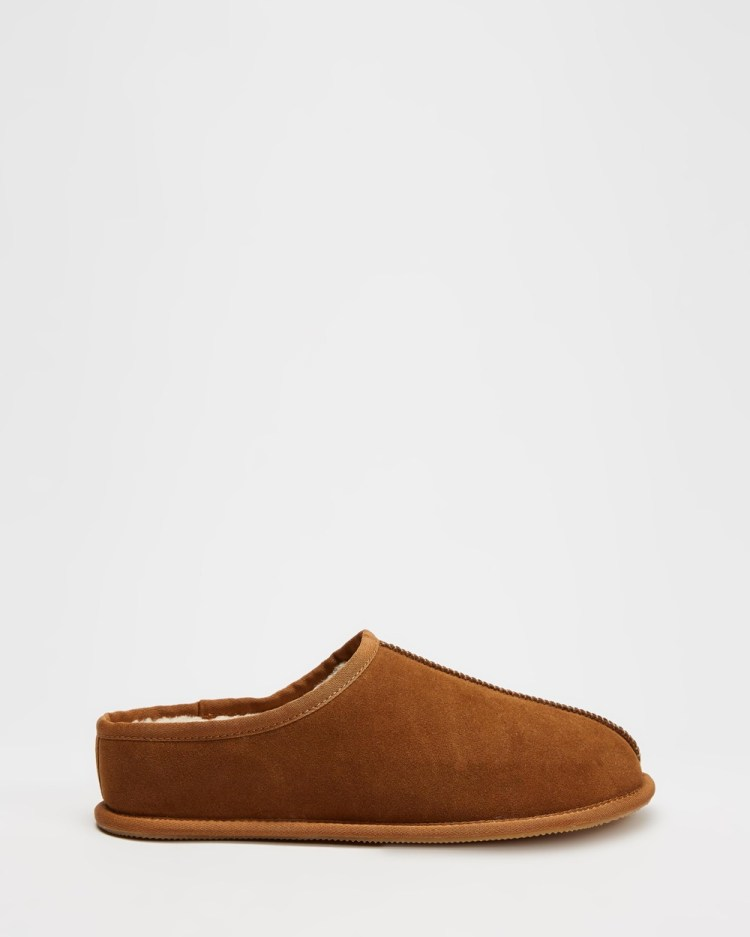 Staple Superior Murray Slippers & Accessories Tan