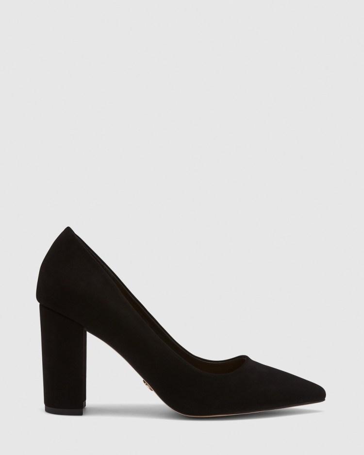 Novo Illegal Heels Black
