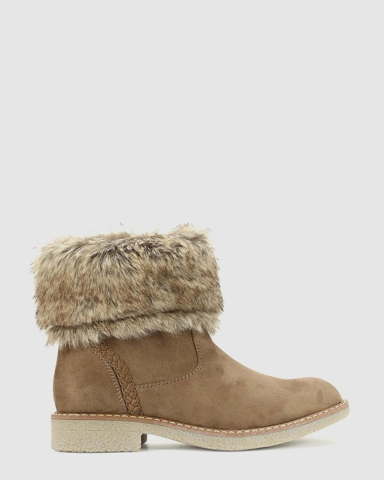 Los Cabos Bonsai Boots Brown
