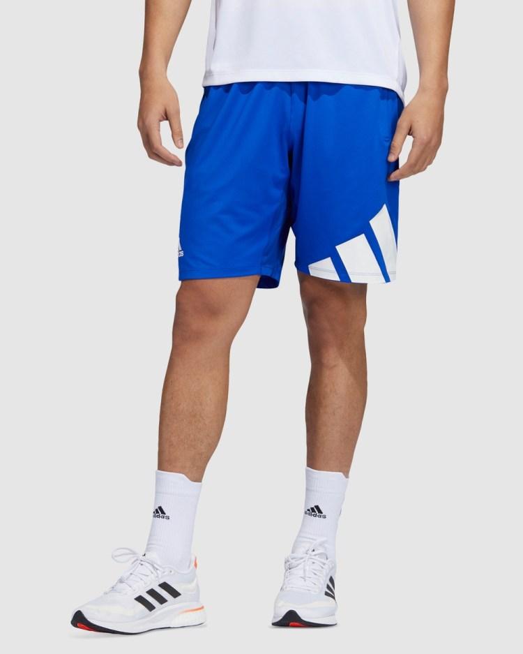 adidas Performance 4KRFT Shorts Blue