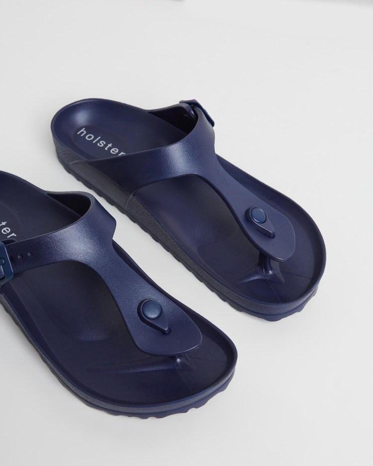 Holster Coastal Unisex Slides All thongs Midnight Blue