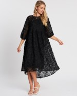 Atmos&Here - Frankie Maxi Dress - Dresses (Black) Frankie Maxi Dress