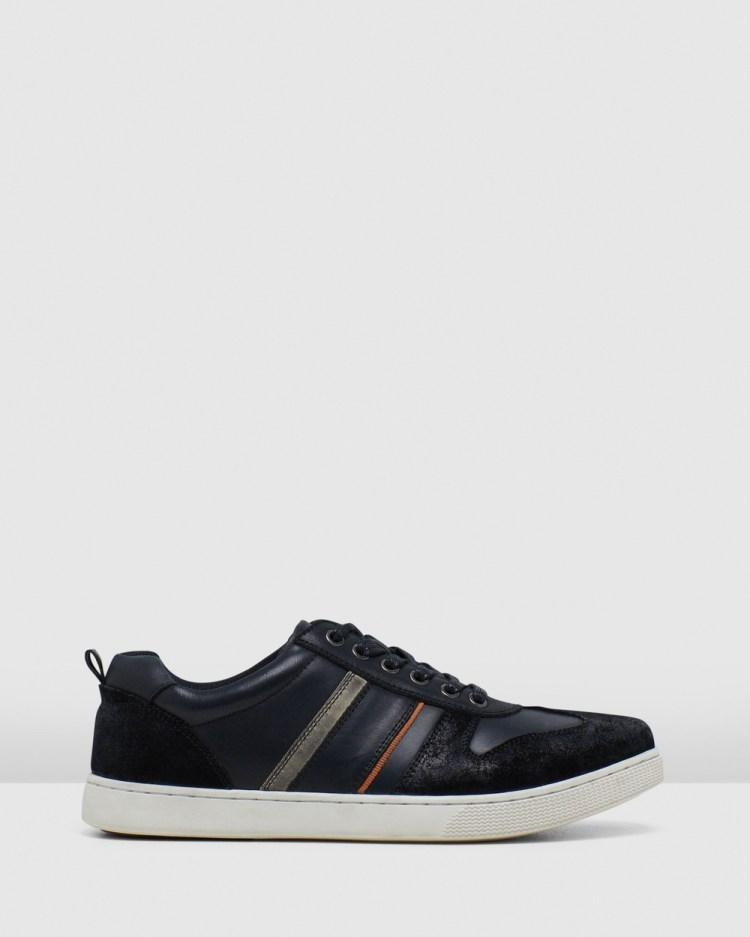 Julius Marlow Duel Casual Shoes Black