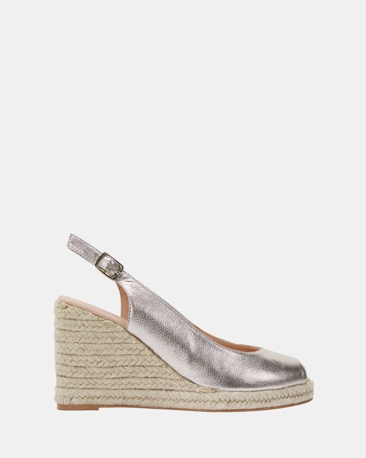 Jane Debster Dakota Sandals GOLD