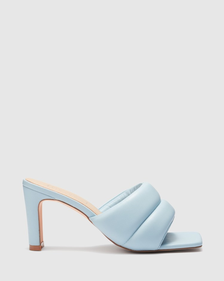 Therapy Cat Mid-low heels Blue
