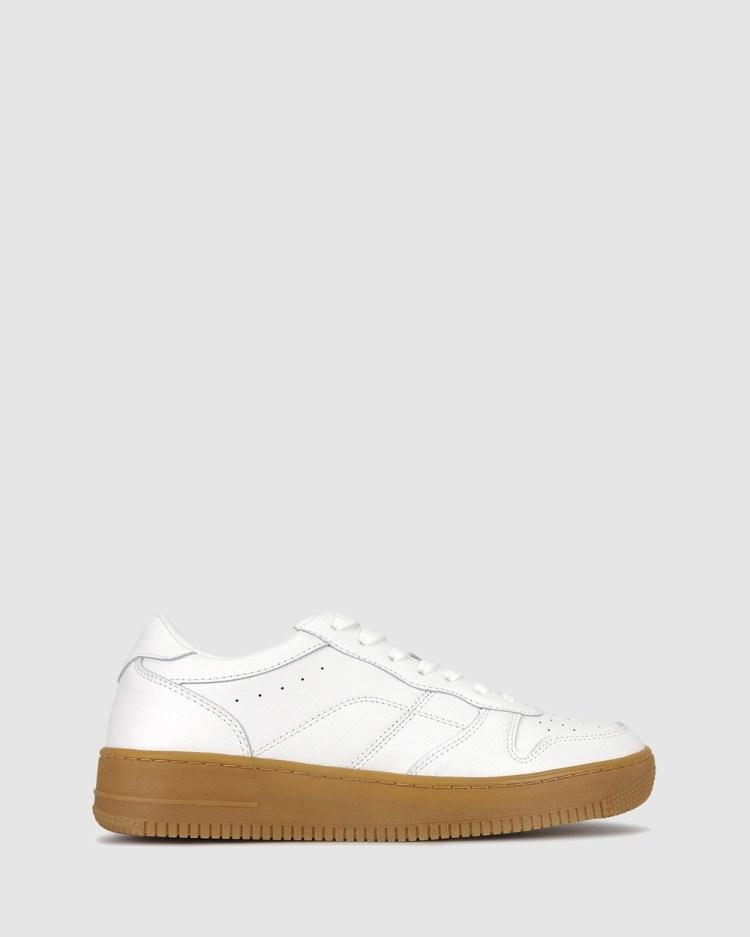 Betts Lennox Lifestyle Sneakers White