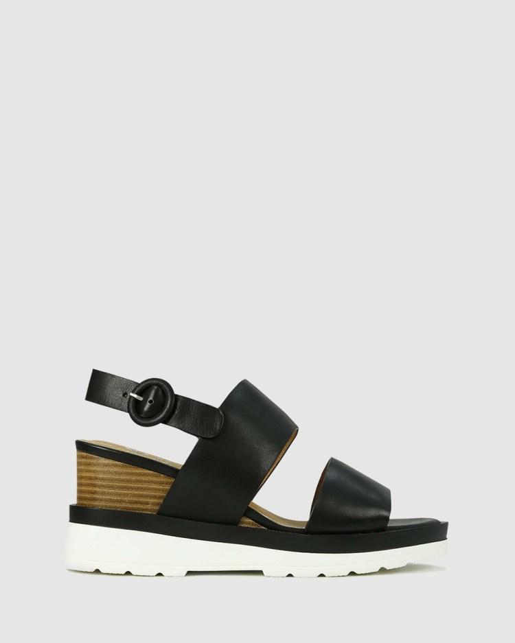 Eos Jades Sandals Black