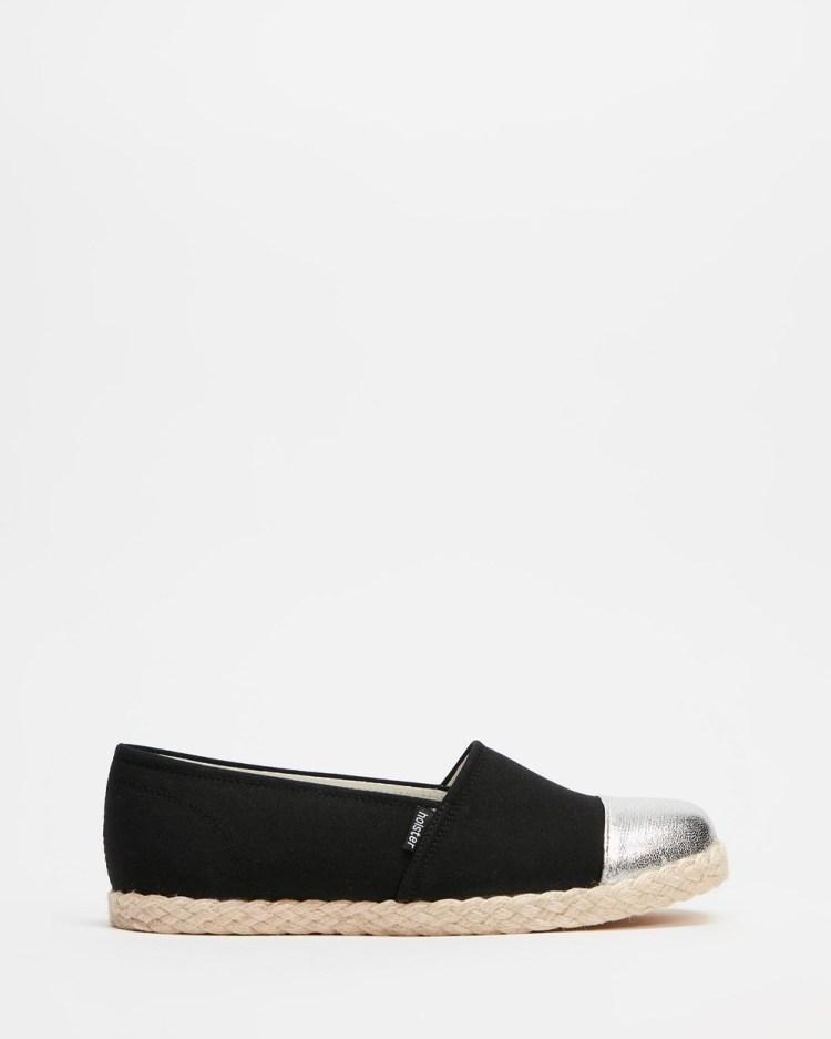 Holster Elle Casual Shoes Black