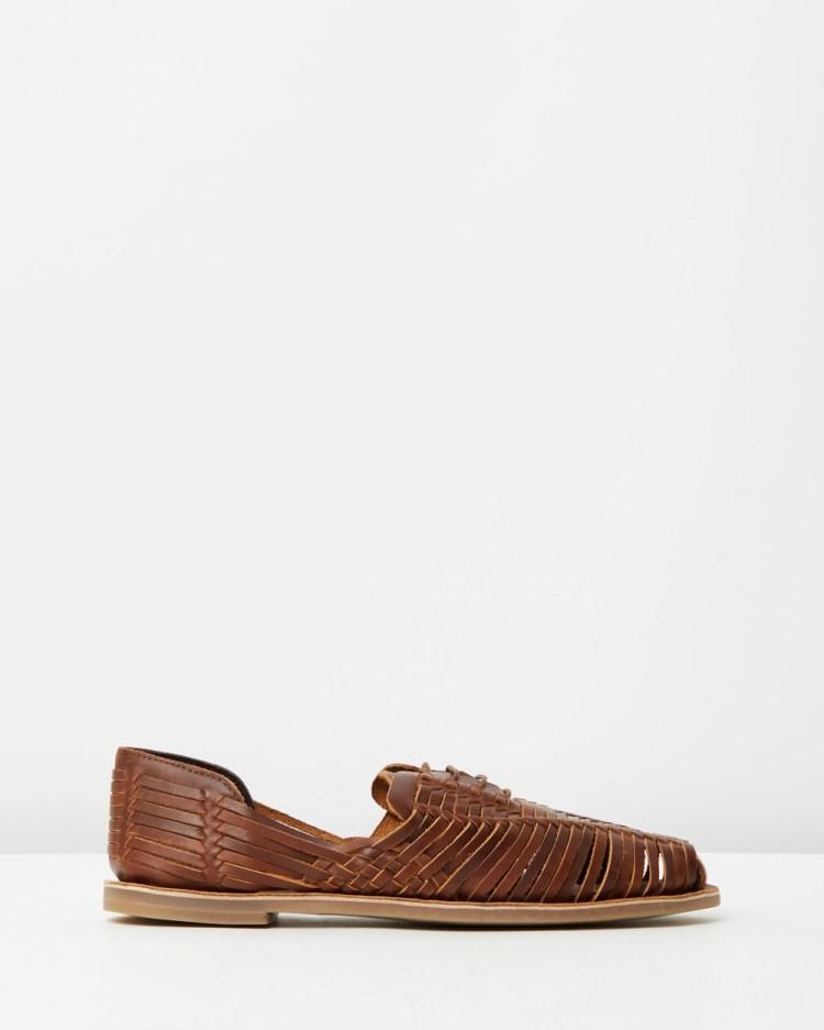 Urge Mykonos II Casual Shoes Mocha