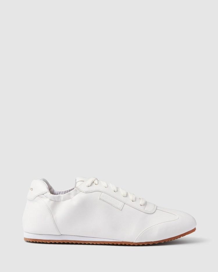 cherrichella Asana Sneakers Lifestyle White