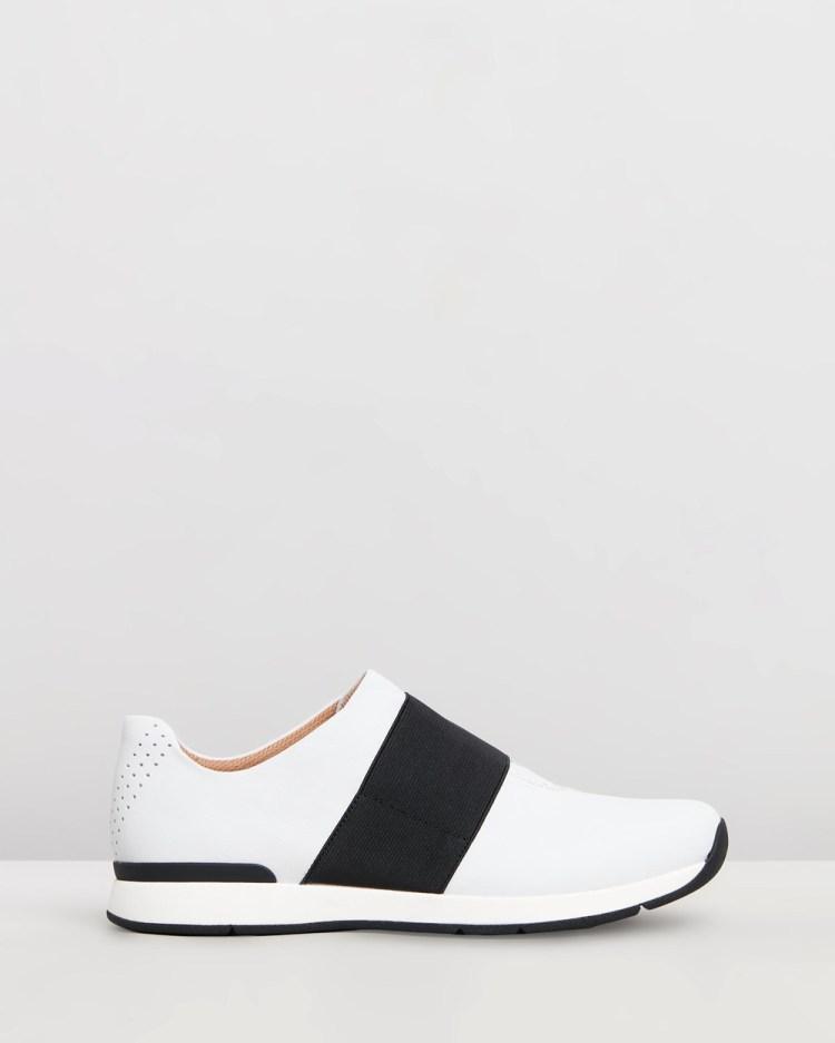 Vionic Codie Casual Sneakers Slip-On White