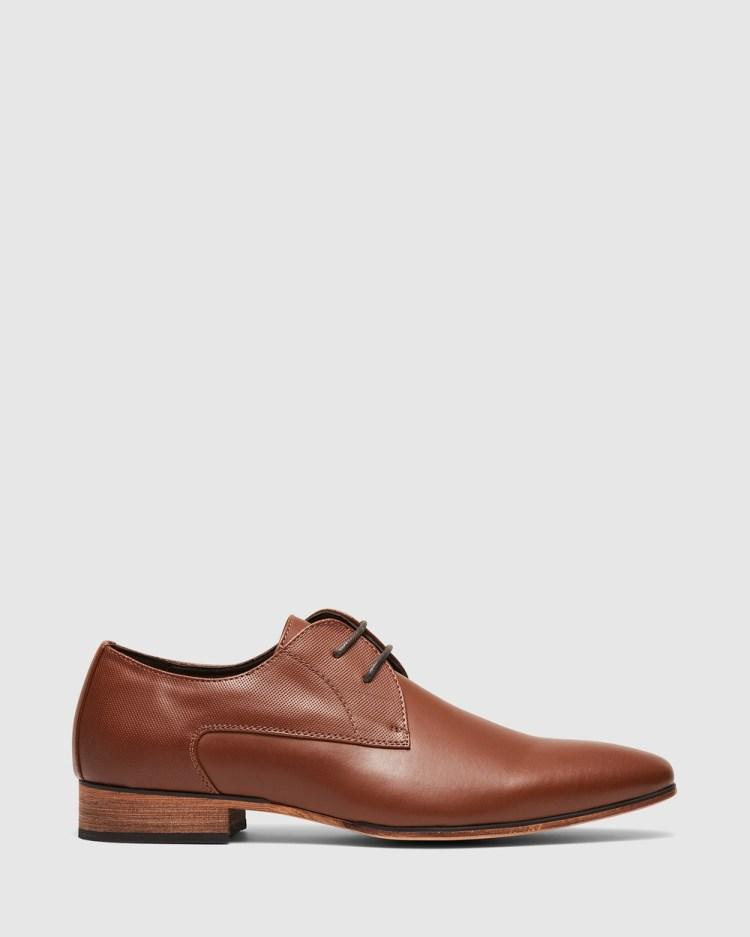 Uncut Chartwell Dress Shoes Tan
