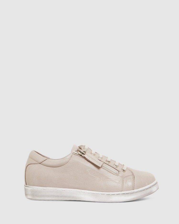 Jane Debster Grand Lifestyle Sneakers LIGHT GREY