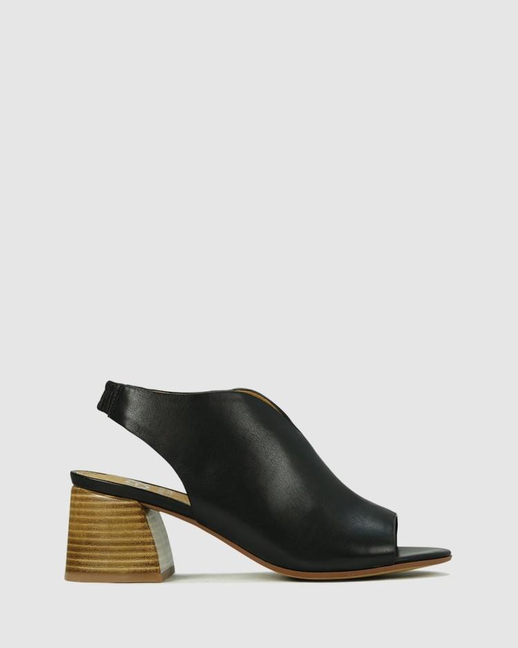 Eos Stae Sandals Black