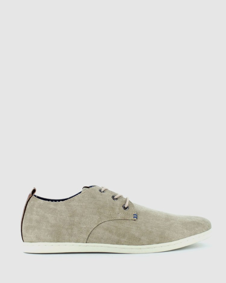 Wild Rhino Dust Canvas Shoes Sneakers Sand