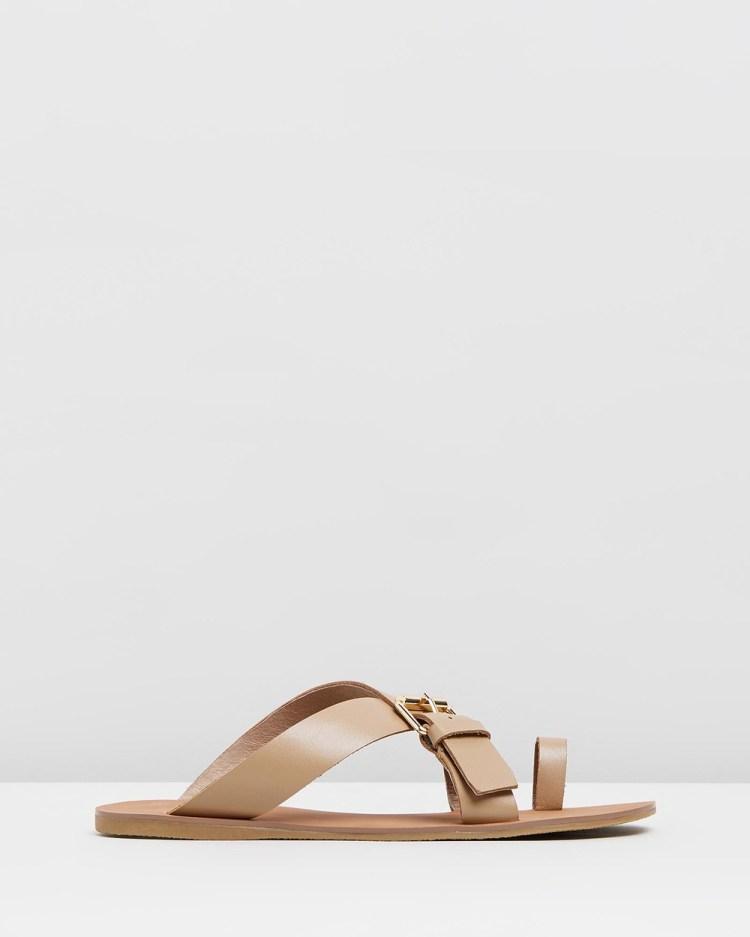 IRIS Footwear Sienna Sandals Tan
