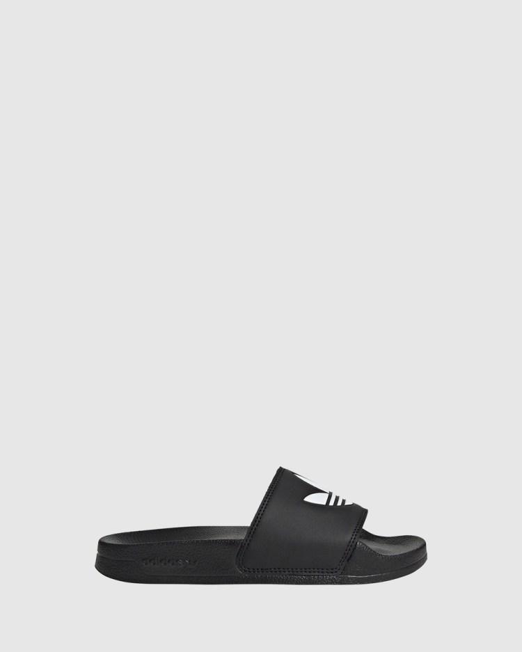 adidas Originals Adilette Lite Sandals Black/White