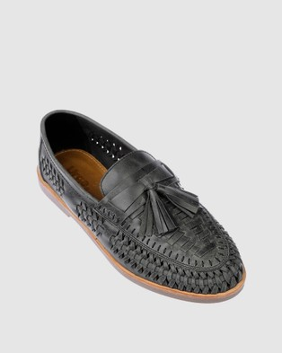 Urge Wilkes Casual Shoes Black