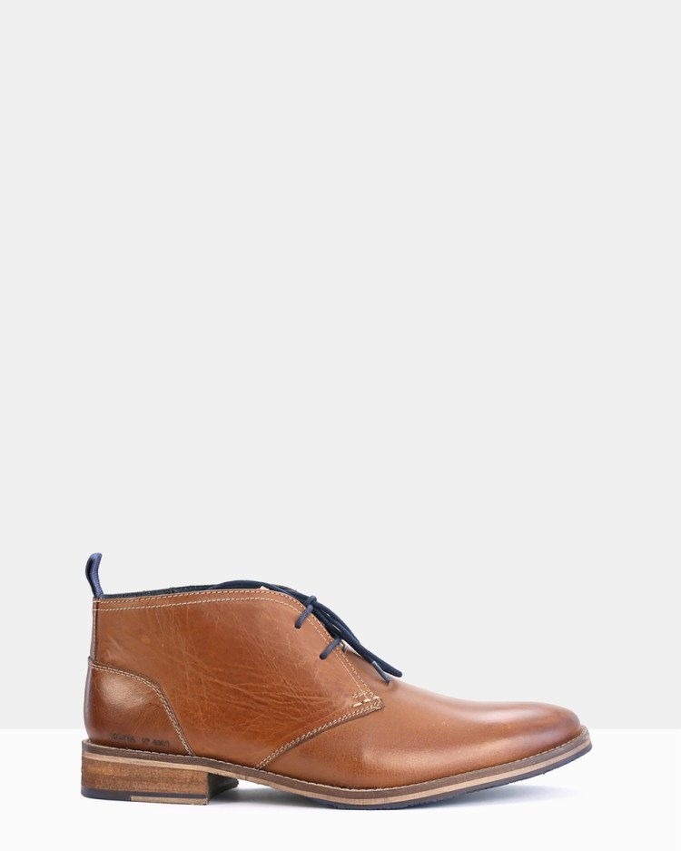 Acton Kosta Casual Shoes Brown