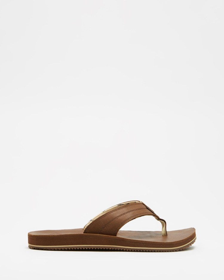 Freewaters Open Country 2.0 All thongs Brown
