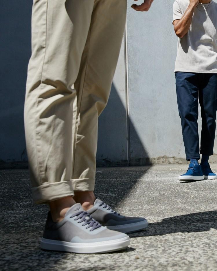 Aquila Alpha Sneakers Low Top Grey