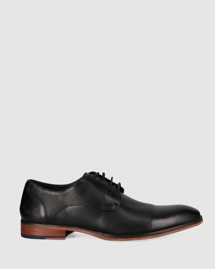 Wild Rhino Sachs Dress Shoes Black