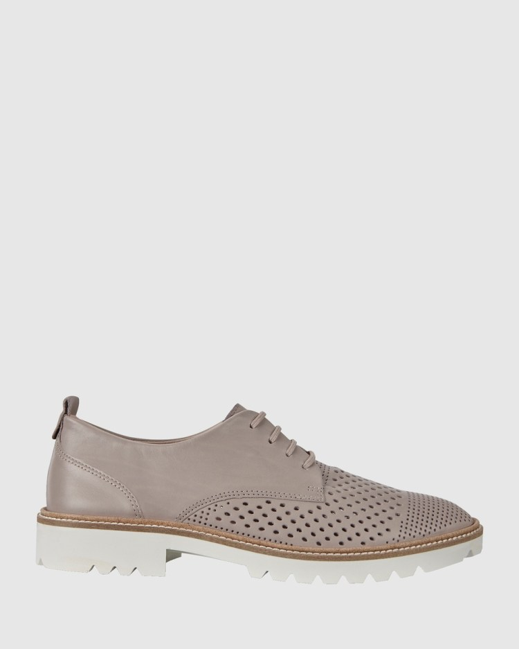 ECCO Incise Tailored Women's Dress Shoes Grey