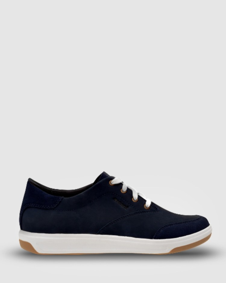 Ascent Bravo Casual Shoes Dark Navy