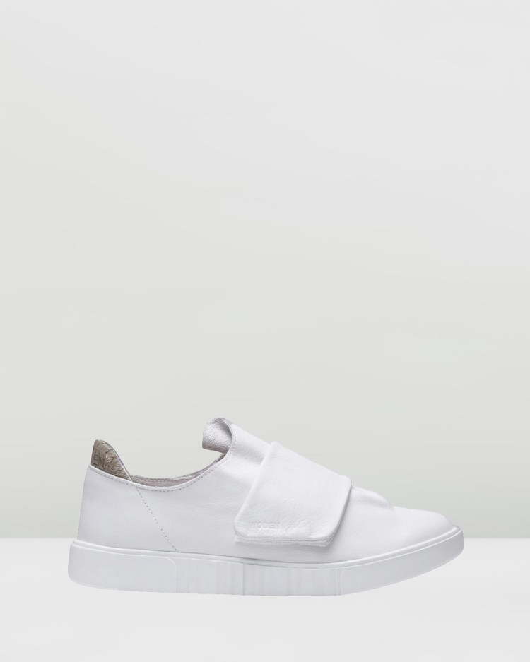 Woden Jenny Lifestyle Sneakers White