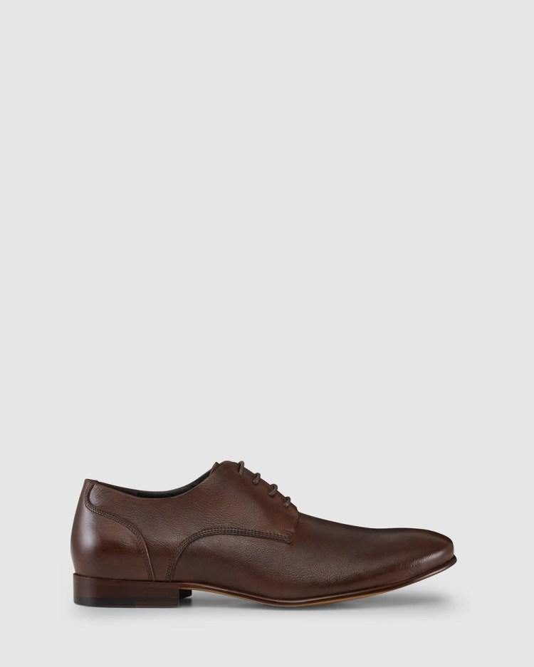 AQ by Aquila Doug Dress Shoes Brown